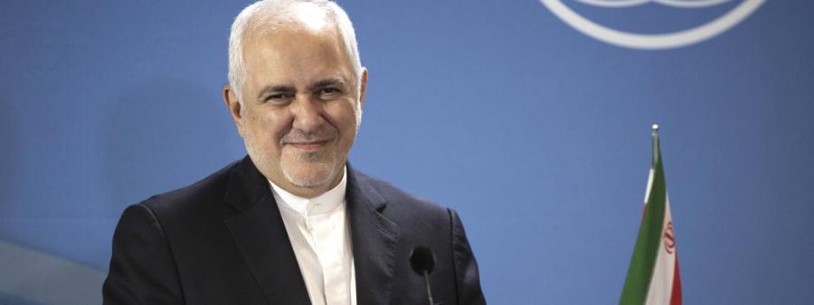 iran Mohammad Djavad Zarif, 19921543