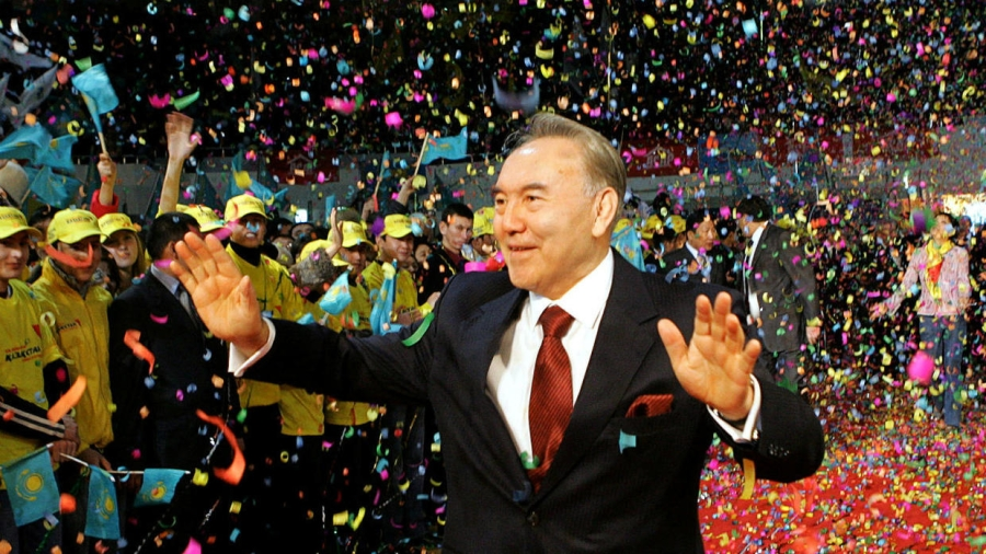 kazakhstan président Nazarbaïev w1240-p16x9-kazakhpresident-reuters-m