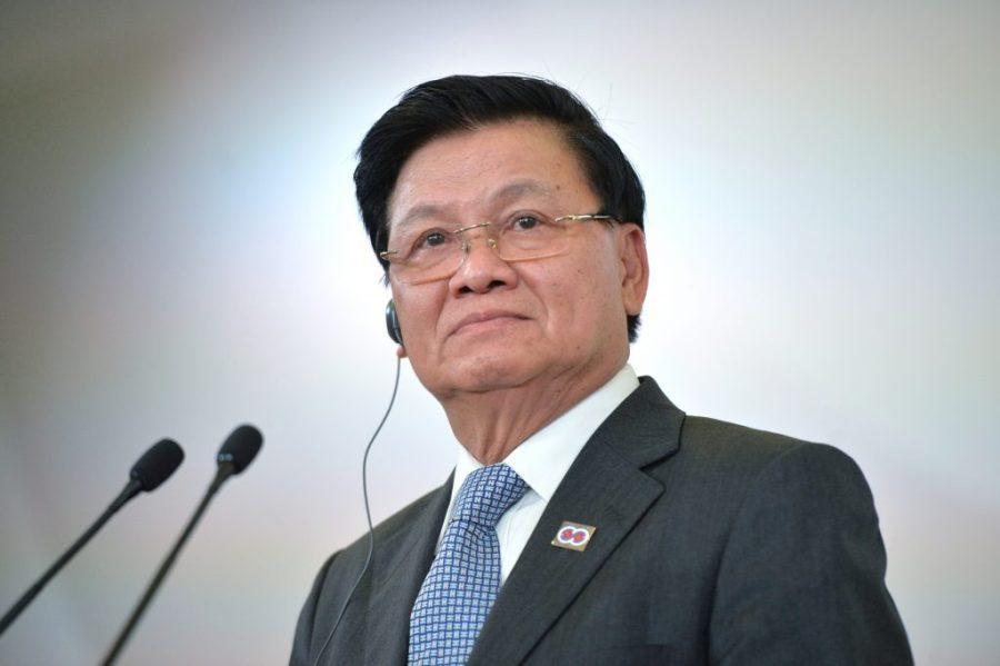 le Premier Ministre laotien Thongloun Sisoulith laos-thongloun-e1497446782221