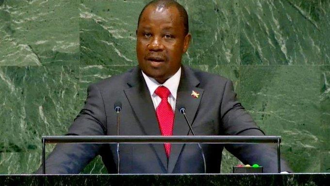 L' Ambassadeur Ezechiel NIBIGIRA, Ministre burundais des Affaires Etrangères et de la Coopération Internationale bdi_burundi_ONU_bbc