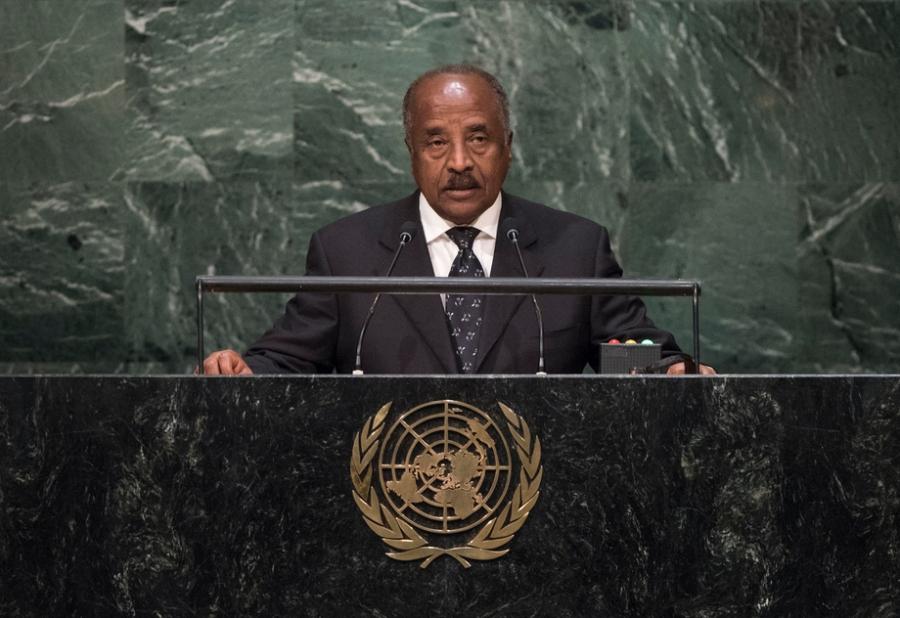 Ministre érythréen des Affaires étrangères Osman Saleh Mohammed 648065