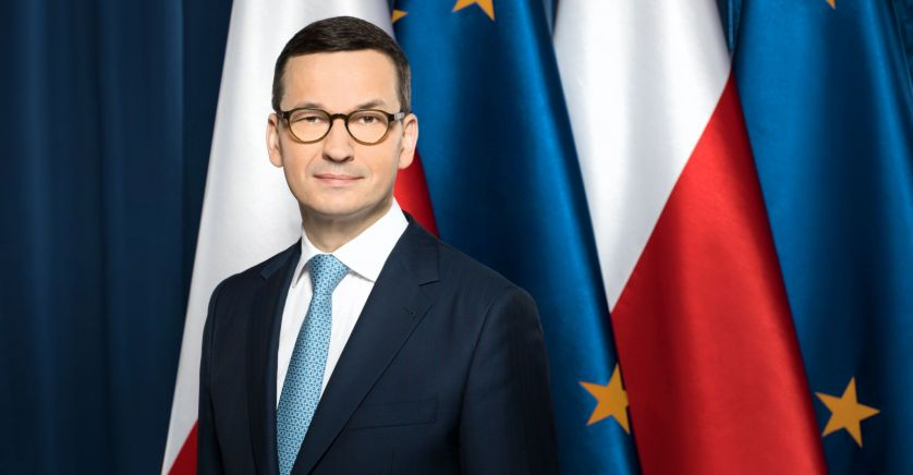 POLOGNE PREMIER MINISTRE Mateusz Morawiecki mateusz_morawiecki