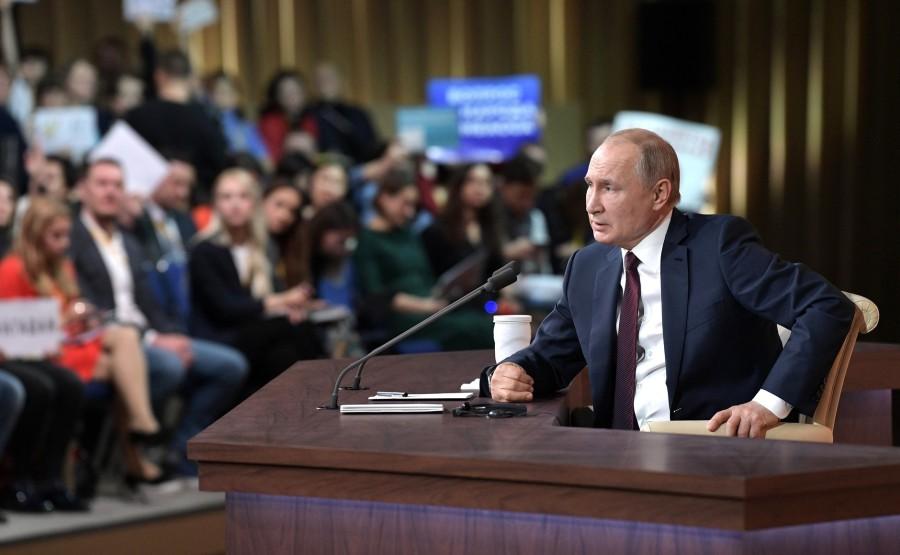 RUSSIE 32 SUR 50 CONFERENCE ANNUELLE DE V.POUTINE 2019 EDITE 2020 K1yrG0JCZ7A3rTVMzOCGAzWLzcnqZpVk