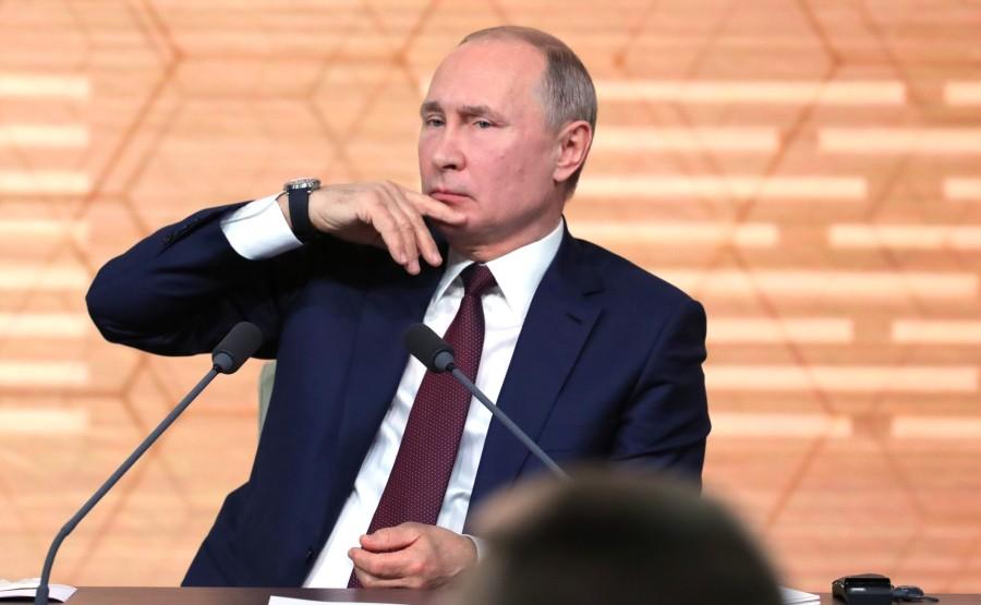 RUSSIE 47 SUR 50 CONFERENCE ANNUELLE DE V.POUTINE 2019 EDITE 2020 39ab8n4bhsYcjnOOOT95xDGQ8UTkUoZN