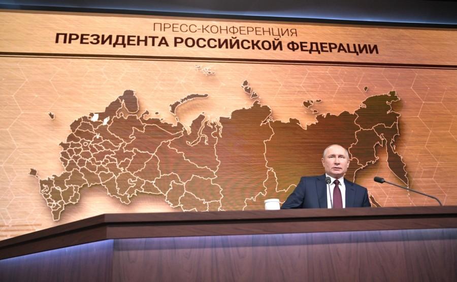 RUSSIE 6 SUR 50 CONFERENCE ANNUELLE DE V.POUTINE 2019 EDITE 2020 kVOiWMX9l01lXlzoc7AOnCsQsJZcVthJ