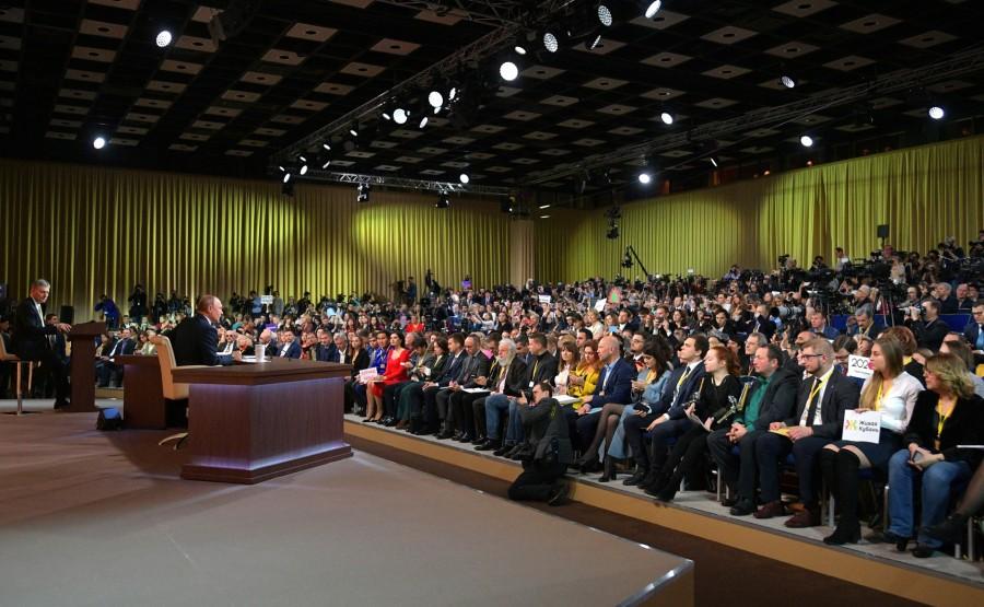 RUSSIE 8 SUR 50 CONFERENCE ANNUELLE DE V.POUTINE 2019 EDITE 2020 TGvrBzYAQvvTElkvbKUuQb7dA7q29rEU