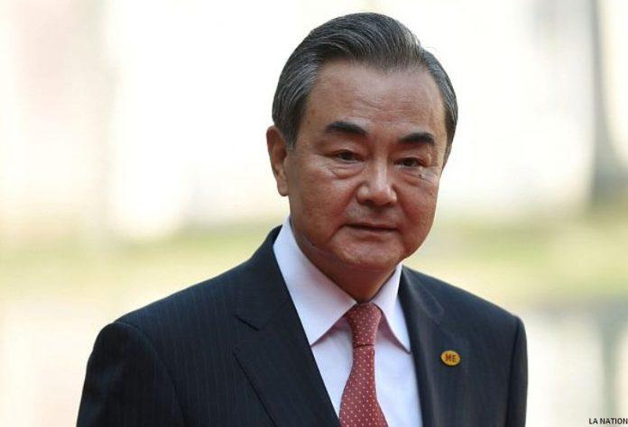 Wang Yi Le-chef-de-la-diplomatie-chinoise-attendu-à-Djibouti-696x474