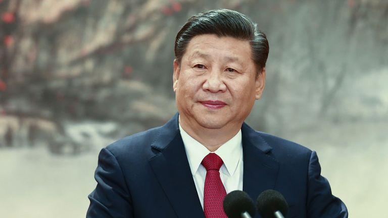 Xi Jinping skynews-china-president-xi_4804116