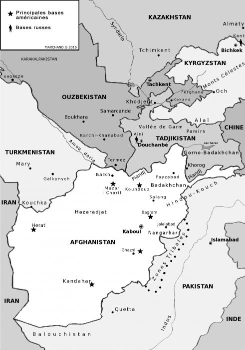 AFGHANISTAN REGION BASES AMERICAINES img-526