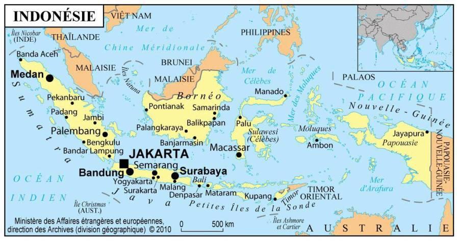 carte-villes-indonesie