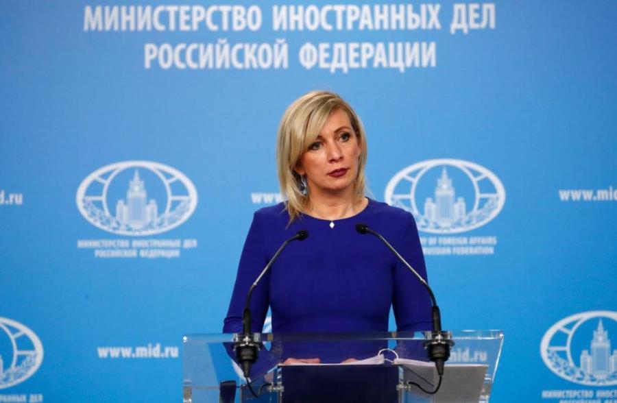 iConférence de presse de Maria Zakharova, porte-parole du Ministère des Affaires étrangères de la Fédération de Russie, Moscou, 12 février 2020 ndex