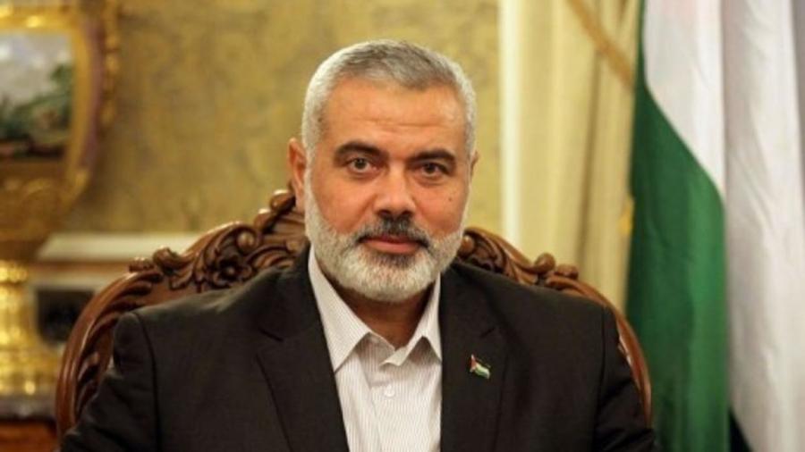 Ismaïl Haniyeh, président du bureau politique du mouvement palestinien Hamas w1240-p16x9-hamas_0