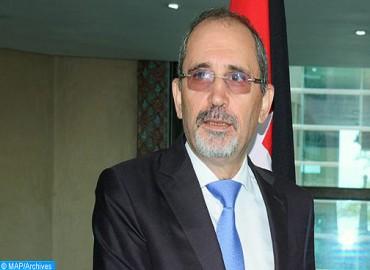 JORDANIE Ayman Safadi, Ministre des Affaires étrangères et des Expatriés du Royaume hachémite de Jordanie unnamed
