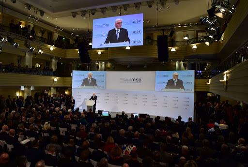 La Conférence de Munich sur la sécurité 2020 unnamed