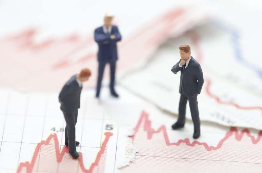 La crise de 2008 invite à reconsidérer la causalité entre mathématiques financières et pratiques financières. Jakub KrechowiczShutterstockfile-20181119-76134-u8alpr