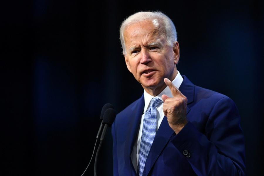 la déclaration de l'ancien vice-président américain Joe Biden concernant l'Afghanistan,794e5e97-d24c-11e9-a65c-0eda3a42da3c