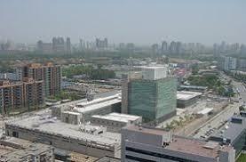 l'ambassade des États-Unis à Pékin.