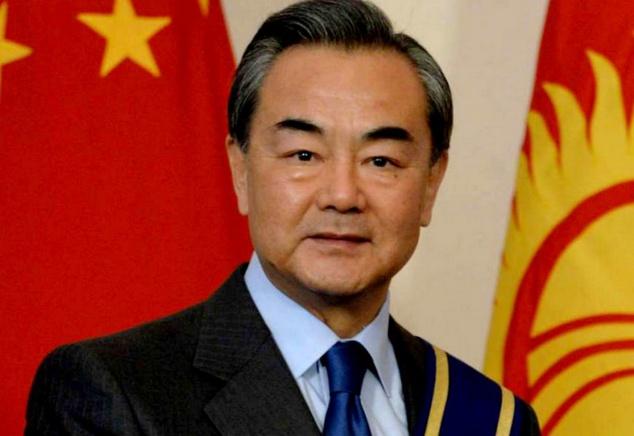 le Conseiller d'État Wang Yi 33605094-30926396