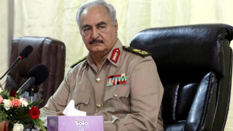 le maréchal Khalifa Haftar et l'Armée nationale libyenne w980-p16x9-2019-636944789121970909-197