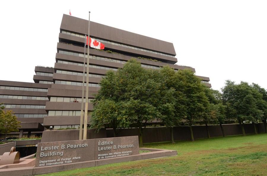 Le Ministère canadien des Affaires étrangères 18054018148_d28cde6d89_b