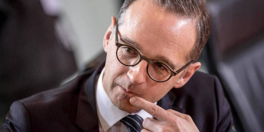 Ministre allemand des Affaires étrangères Heiko Maas 13795709lpw-13795893-article-germanypoliticsdiplomacygovernment-jpg_5063830_1250x625