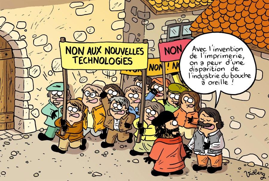 non-aux-nouvelles-technologies-martin-vidberg-bd
