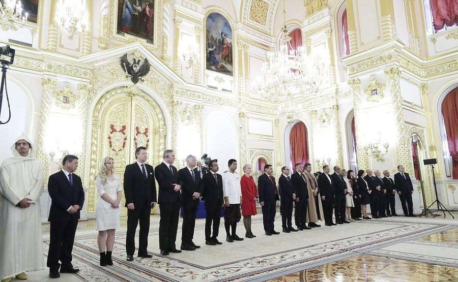 Présentation des lettres de créance des ambassadeurs étrangers FEVRIER 2020 A GQu5WBZARCqqLQQW1Neqy8YChLk5dlEo