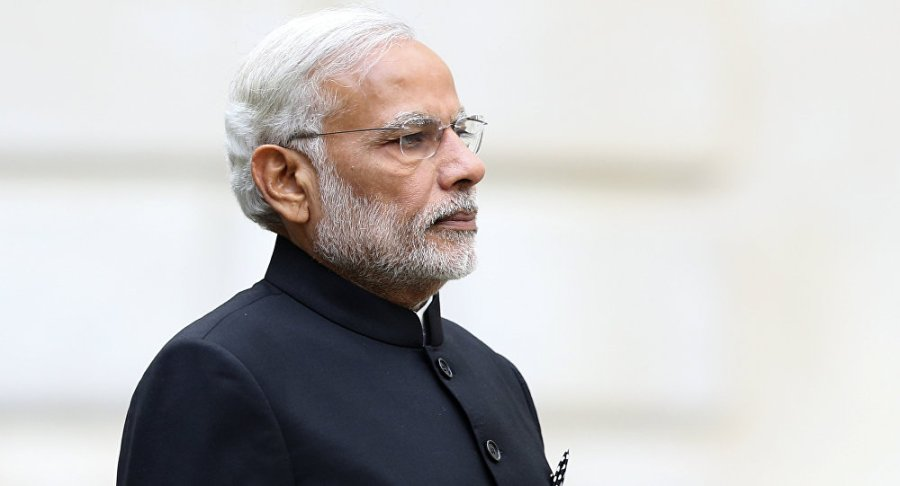 Premier Ministre indien Narendra Modi 1031443510