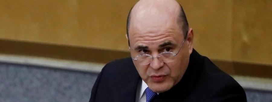 Premier ministre russe Mikhaïl Michoustine 20782135