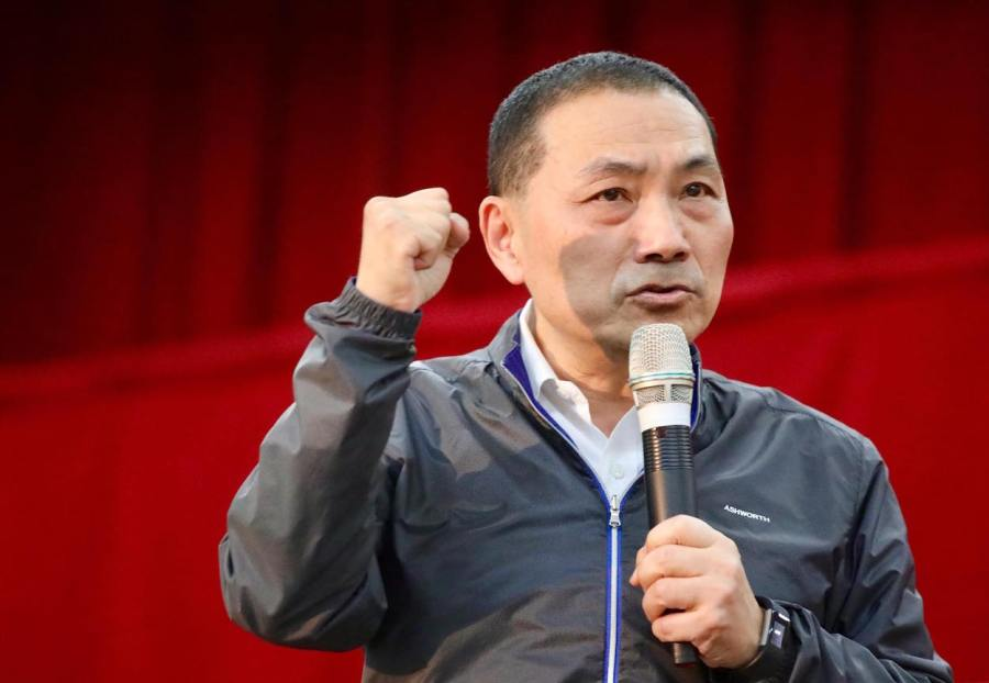 TAIWAN Hou You-yi, populaire maire de New Taipei 29354550_717874905268512_2244938463157371870_o