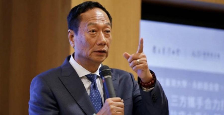 TAIWAN Terry Gou, PDG de Foxconn terry-gou-foxconn-19