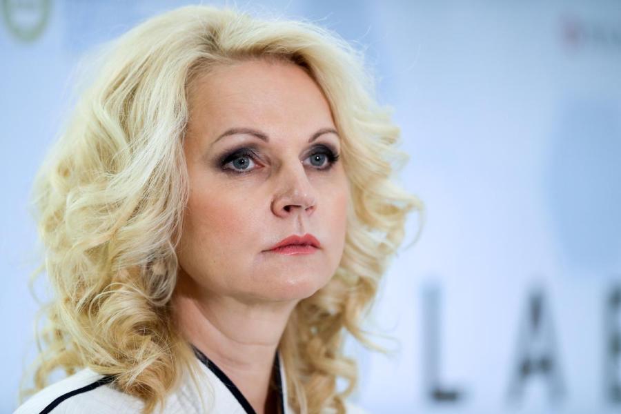 Tatiana Golikova, vice-Première ministre russe, 1582741063_