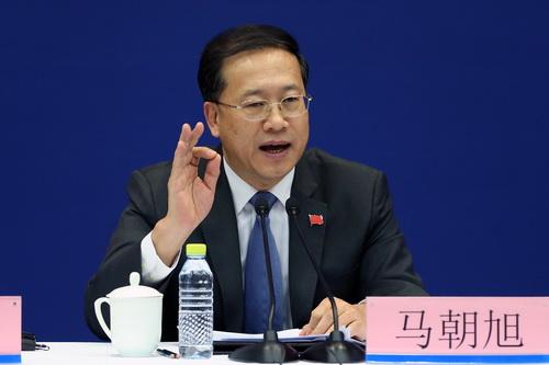 Vice-Ministre chinois des Affaires étrangères Qin Gang W020191111356731453286