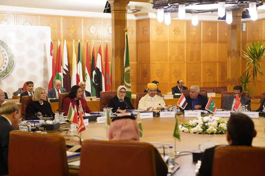 53e-session-du-conseil-des-ministres-arabes-de-la-sante