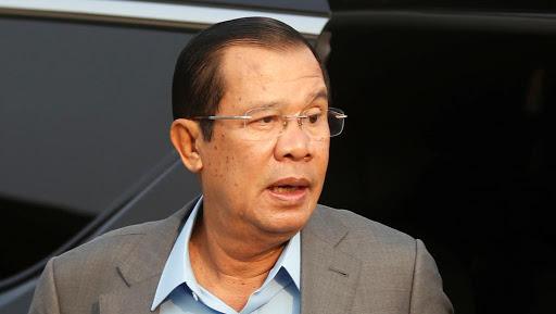 cambodge Le Premier Ministre Hun Sen unnamed