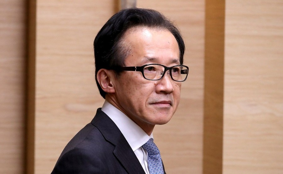 chef du Conseil de sécurité nationale du Japon Shigeru Kitamura ieDKDpGAy4JA3RBu7IAt7O5YANP80bwf