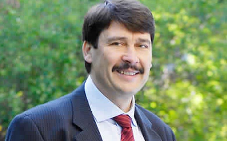 HONGRIE M. le Président de la République János Áder, Janos-Ader-Hongrie