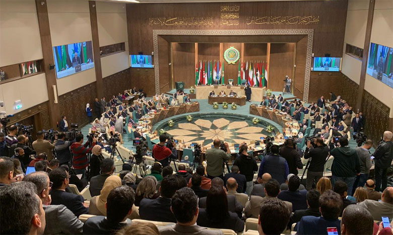 La 153e session du Conseil de la Ligue arabe au niveau des Ministres des Affaires étrangères cfc5792ed5f3f66872eadf5965f0934c