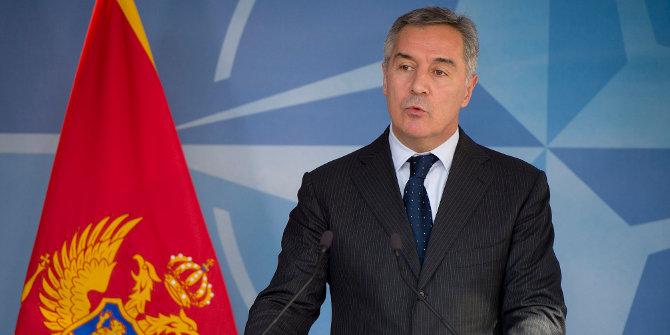 Le Président monténégrin Milo Djukanovic milodukanovicnato