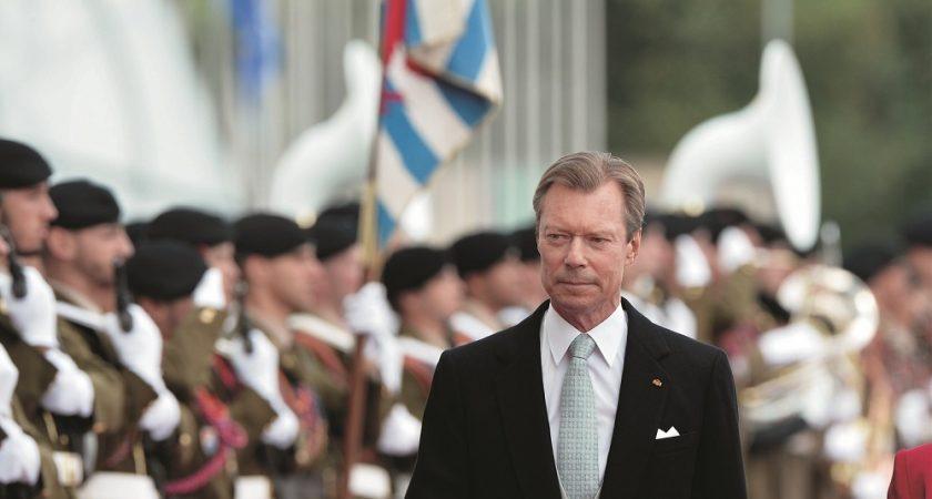 LUXEMBOURG le Grand-Duc Henri 23.06.2017_Editpress_375042-840x450