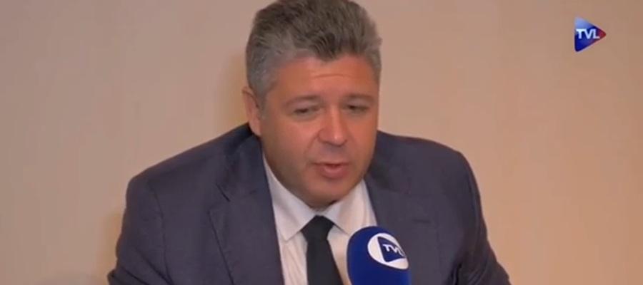 Maxim Grieforiev, directeur de la Fondation pour l'étude de la démocratie tvl