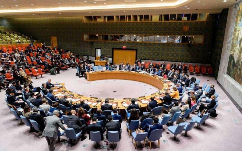 ONU Le conseil de sécurité de l'ONU 15480