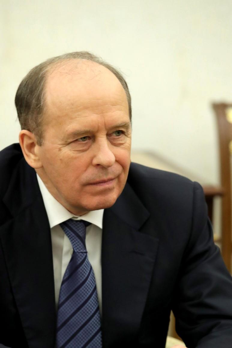 PH 4 SUR 6 Directeur du Service fédéral de sécurité Alexander Bortnikov lors de la réunion avec les membres permanents du Conseil de sécurité. Nkm3AEAXr2jAbsOs884RY43NO56FcZq4