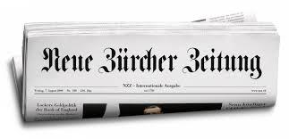 PRESSE «Neue Zürcher Zeitung» index