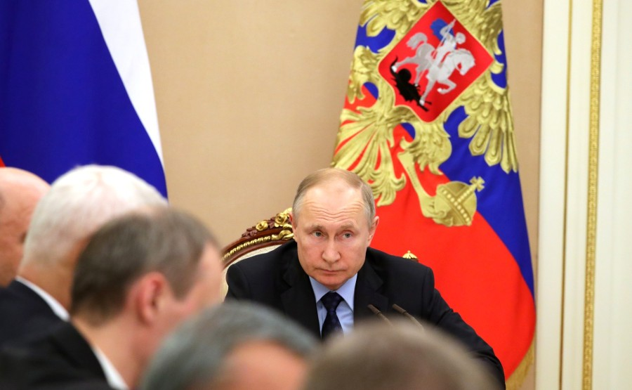 RUSSIE PH 4 SUR 8 Meeting with Government members. oAd4kXVe4pdIGTLKY4ByXsTo4oArdBFe