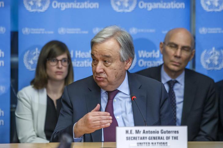 secretaire-general-ONU-Antonio-Guterres-evoque-Covid-19d-visite-Organisation-mondiale-Sante-Geneve-24-fevrier-2020_0_729_486