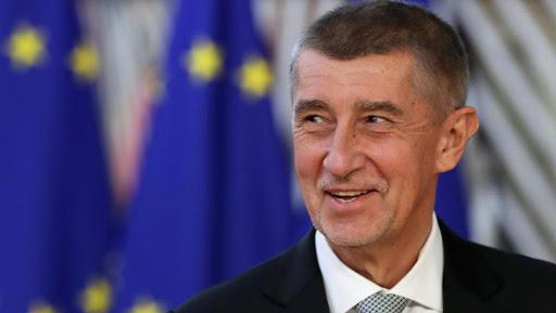 TCHEQUIE Premier Ministre tchèque Andrej Babis unnamed