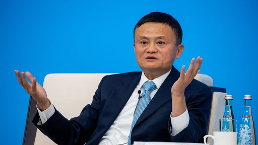 CHINE M. Jack Ma unnamed