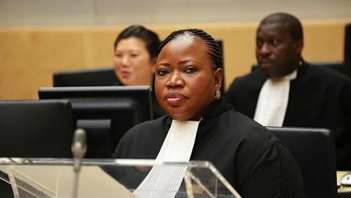 cpi MmeFatou Bensouda,procureur de la CPI, unnamed