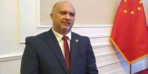 Cuba à Pékin,Carlos Miguel Pereira unnamed